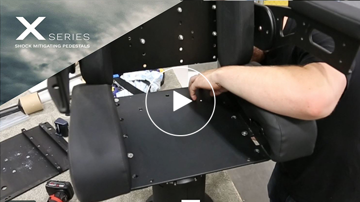 X Series Instructional: How To Install a Seat Bucket