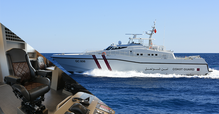 SHOXS Protects Qatari Coast Guard