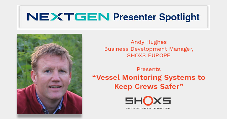 Andy Hughes to Discuss Vessel Monitoring Systems at NEXT GEN Conference