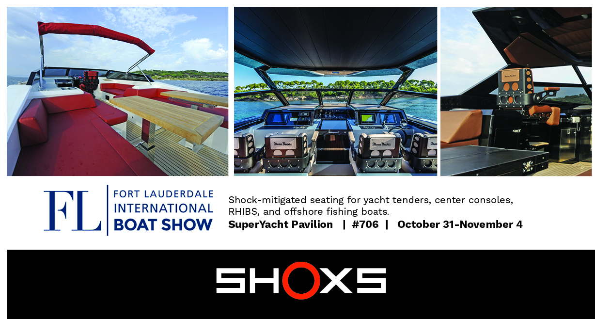 See SHOXS at FLIBS