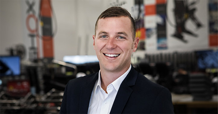 "Jordan Tilton honored with Boating Industry's ""40 under 40"" recognition"