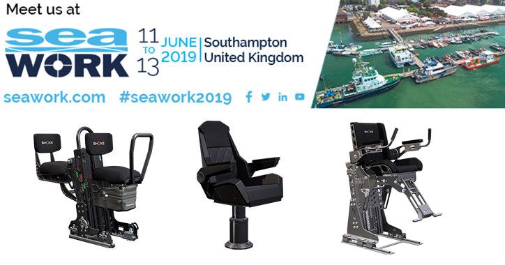 See SHOXS at Seawork 2019