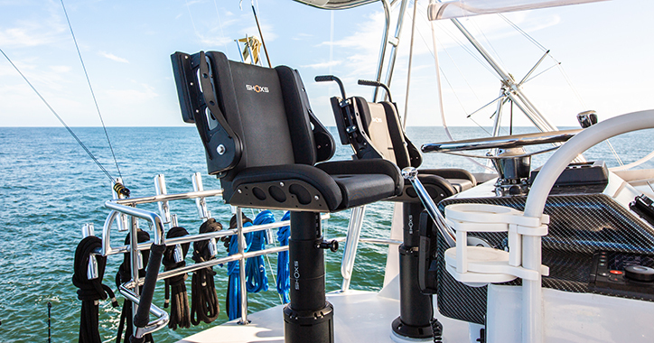 Get offshore faster, farther, and more comfortably