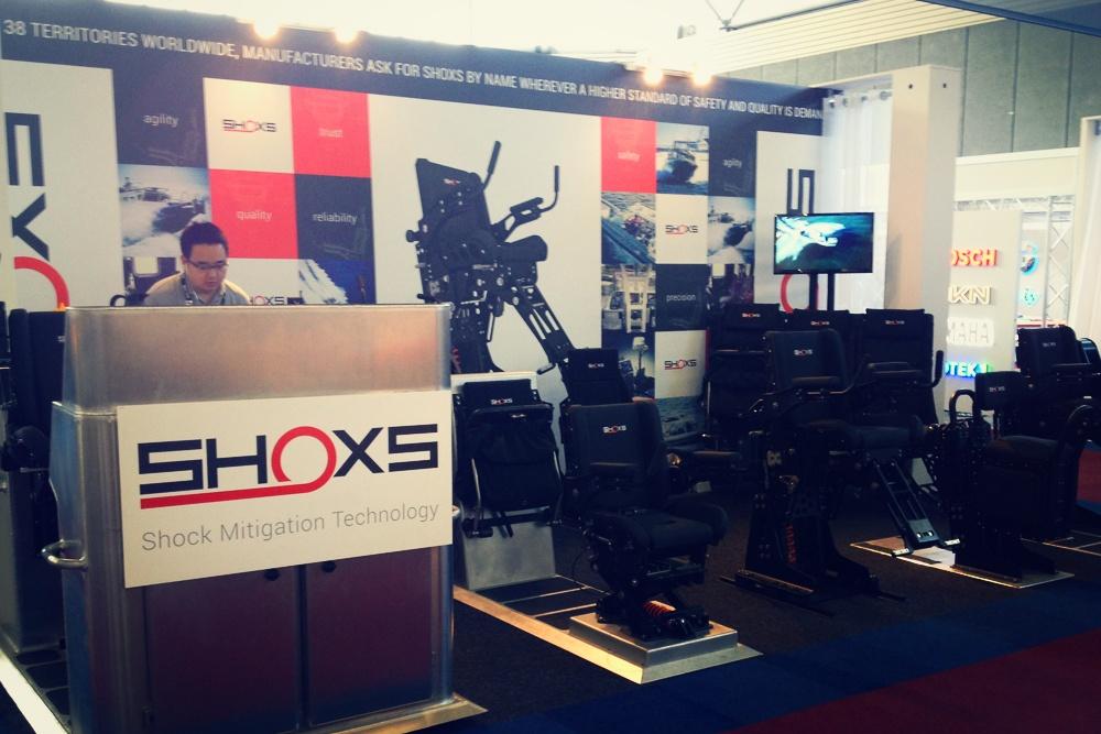 SHOXS Impress at SOFIC 2014