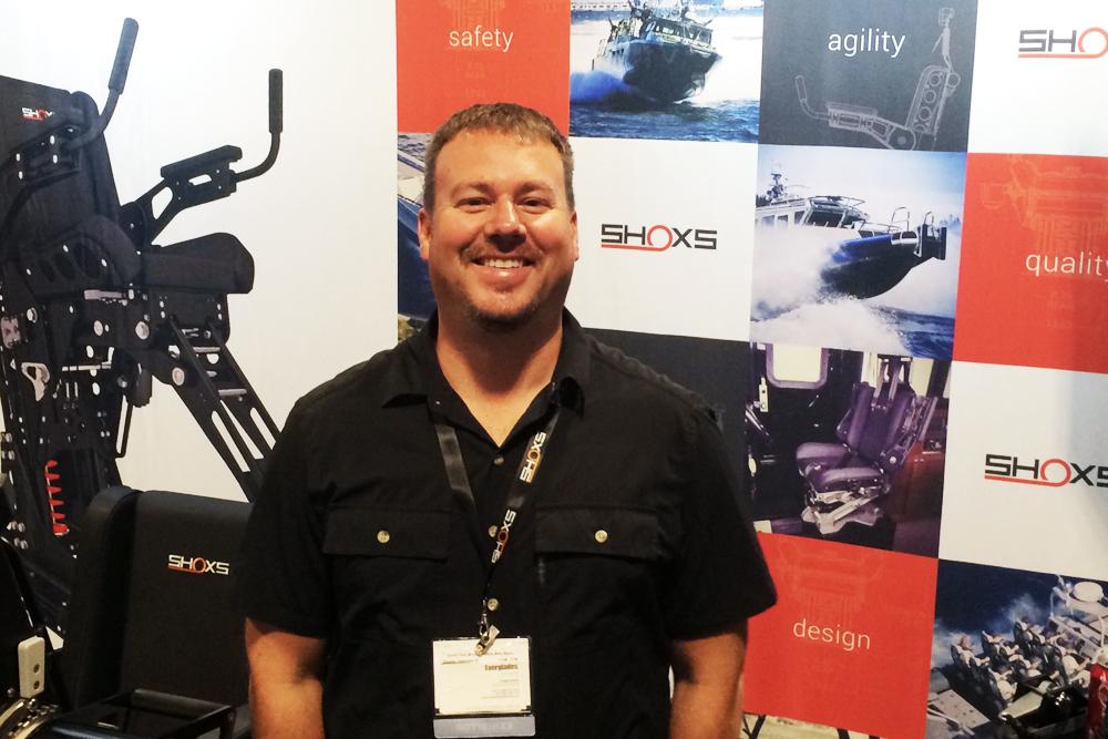 Tony Van Meter Joins the SHOXS Team