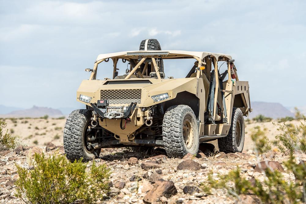 SHOXS Debut Latest Defense Vehicle Mechanisms