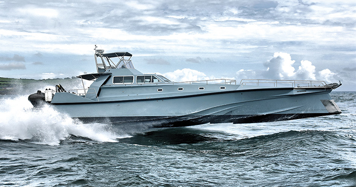 A White-Knuckle Delivery Voyage with Safehaven Marine