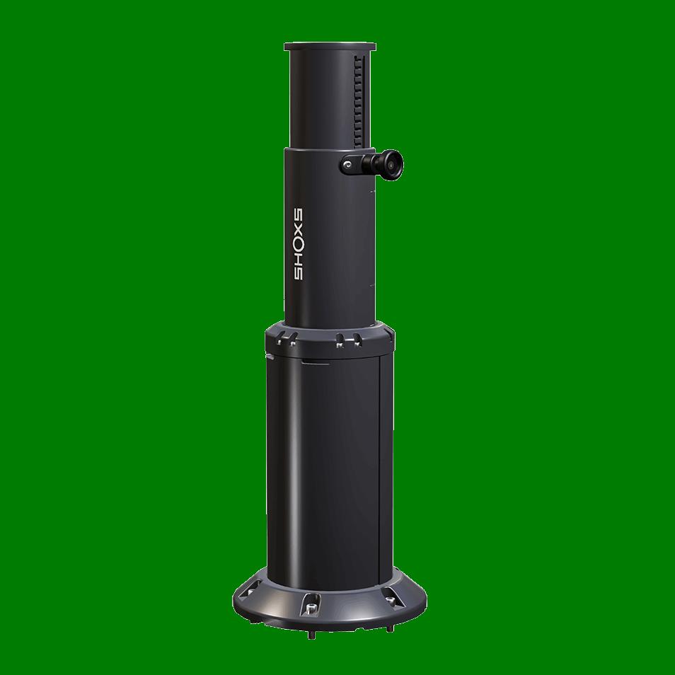 Shoxs X8 Height Adjust Black