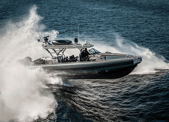 41' Interceptor - Private Vessel