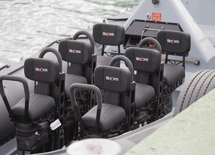 SHOXS 5050 - PAC 24 Crew Seating