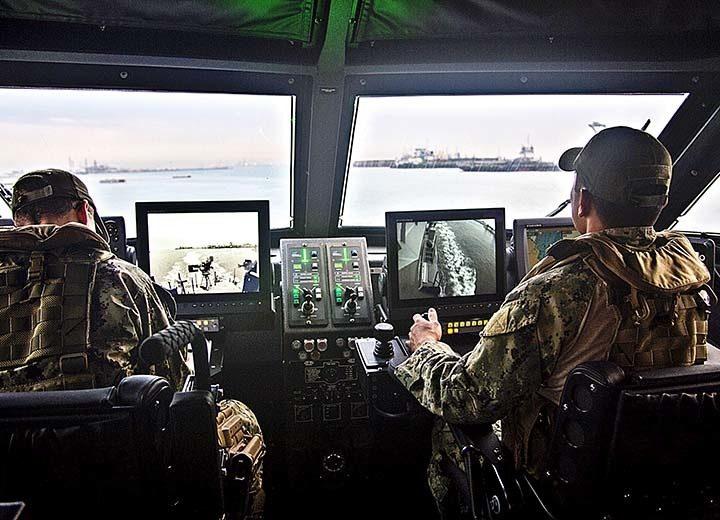 Operator Navigator Workstation Seats Shoxs 4800