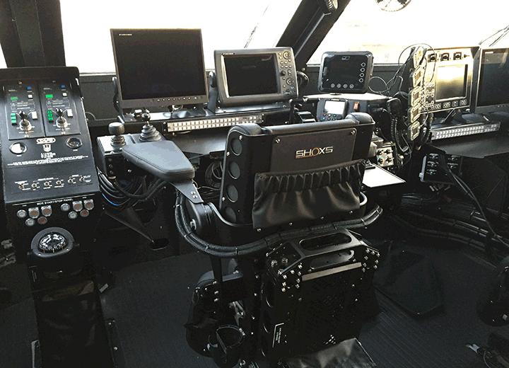 Operator Workstation SHOXS 4800