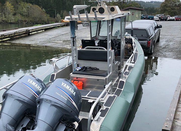 SHOXS 3200 X4 Demo Boat