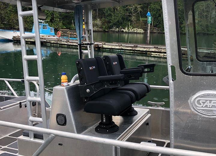 Shoxs 3200 X4 Suspension Helm Seat