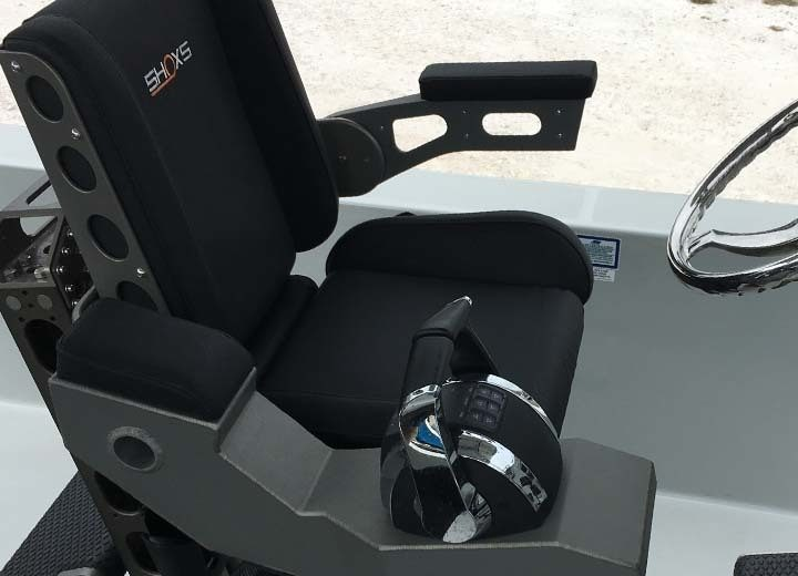 SHOXS 4600 With Integrated Controls