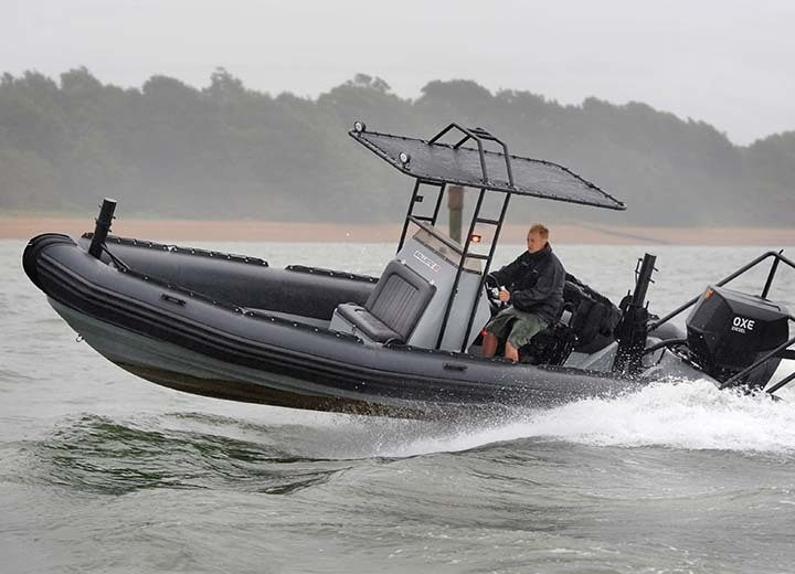 Shoxs 5005 Helm Seat In Rhib