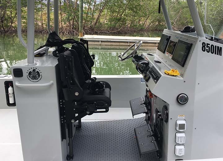 Dual SHOXS 6300 with adjustable footrests