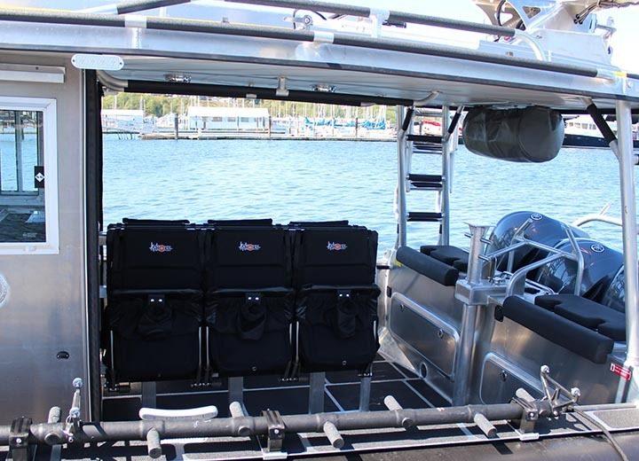 Shoxs 8000 Series Cockpit Installation