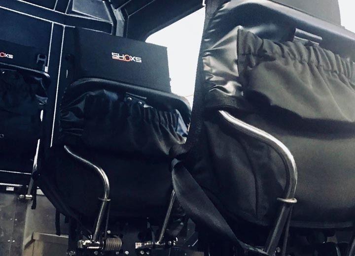 Shoxs 8180 Folding Seat