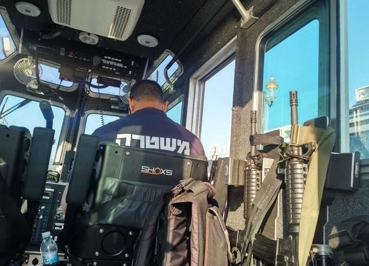 Israel Marine Police