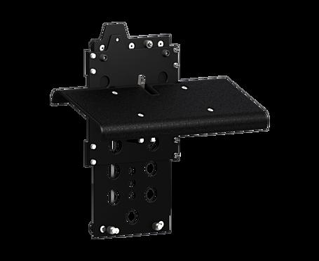 Adjustable Height Footrest