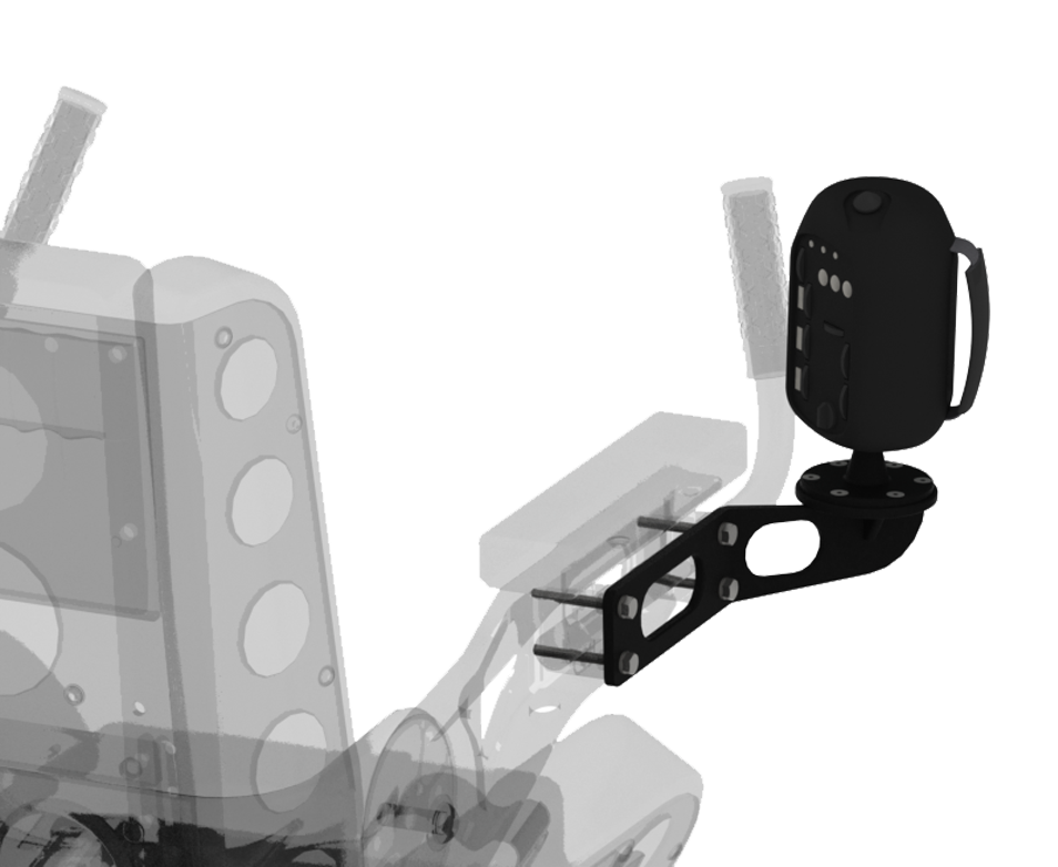 Flir Control Mount Black 954X782