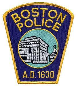 Boston Police Harbor Patrol Logo