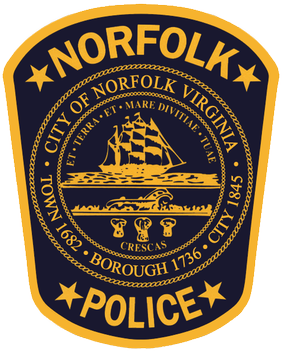 Norfolk Police Department Logo