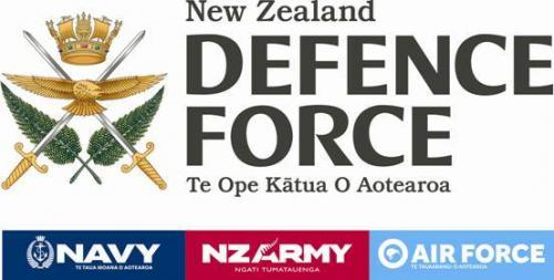 New Zealand Defence Force Logo