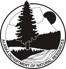 Alaska Division of Natural Resources Logo