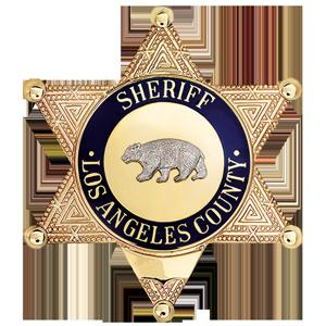 LACounty Sheriff Logo