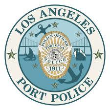 Los Angeles Port Police Logo