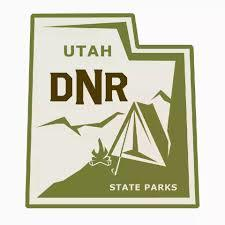 Utah State Parks and Recreation Logo